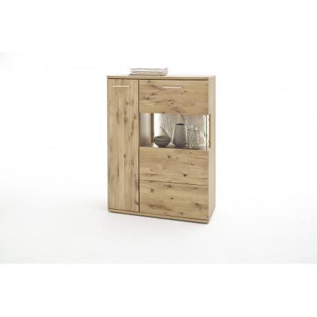 Santori II assembled solid wood sideboard