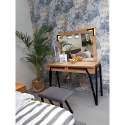 Pik assembled dressing table