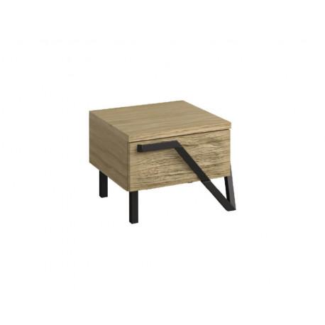 Pik assembled bedside table