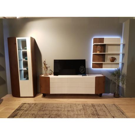 Clemence luxury bespoke display cabinet