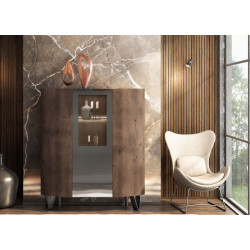 Clemence luxury bespoke highboard