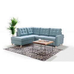 Bocco II Corner Sofa Bed