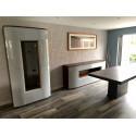 Rona - luxury bespoke display cabinet with optional lighting
