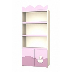 Swan - wide bookcase