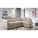 Eden Small Corner Sofa Bed