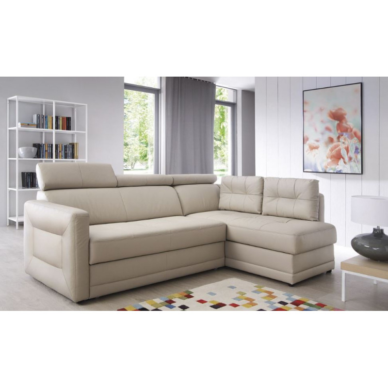 Eden Small Corner Sofa Bed - Sofas (11) - Sena Home Furniture