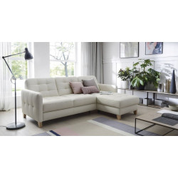 Elio Small Corner Sofa Bed