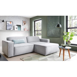Modo Small Corner Sofa Bed
