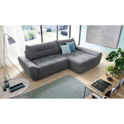 Ted large corner sofa bed