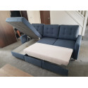 Bocco - Small Corner Sofa Bed