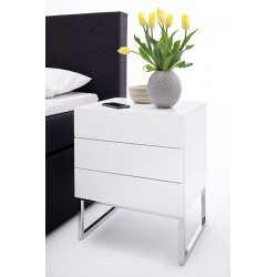Nola IV set of two bedside cabinets