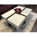 Space 1 - lacquer coffee table