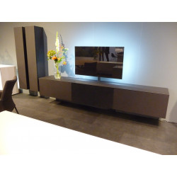 Cobra - hanging bespoke TV Units series in various colours and sizes