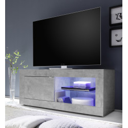 Dolcevita concrete finish small TV Stand