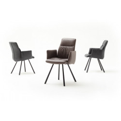 Oxford II dining chair with armrests