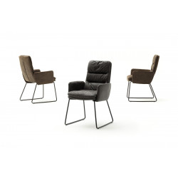 Westminster dining chair with armrests