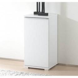 Rubin narrow assembled 1 door cupboard