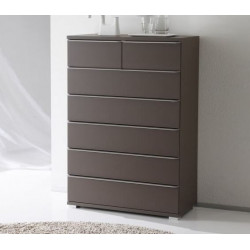 Rubin assembled 5+2 drawers chest
