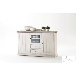 Otello III solid wood sideboard