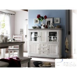 Otello solid wood sideboard