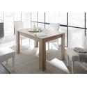 Arden extendable dining table in kadiz oak