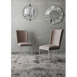 Iva - modern dining chair