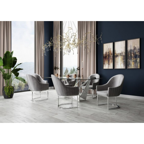 Vigo - modern dining chair