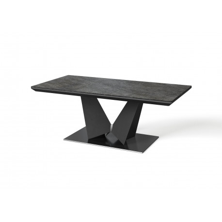 Rico ceramic tile top coffee table