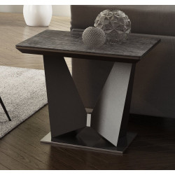 Rico ceramic tile top side table