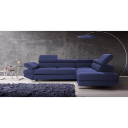 Avanti - L shape modular sofa-bed