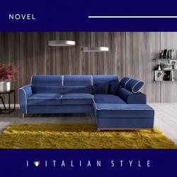 Novel L shaped Modular Sofa Bed