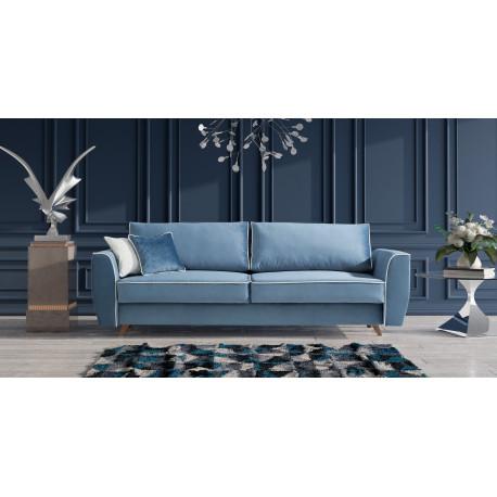 Hugo 3 seater sofa bed