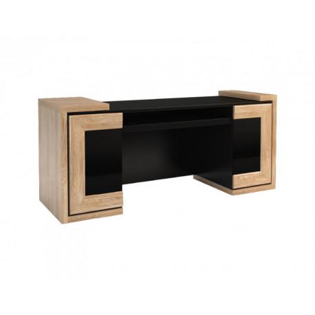 Corino assembled chest of drawers