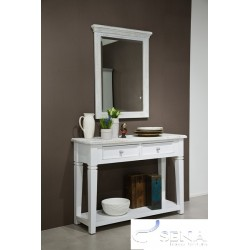 Otello dressing table with mirror