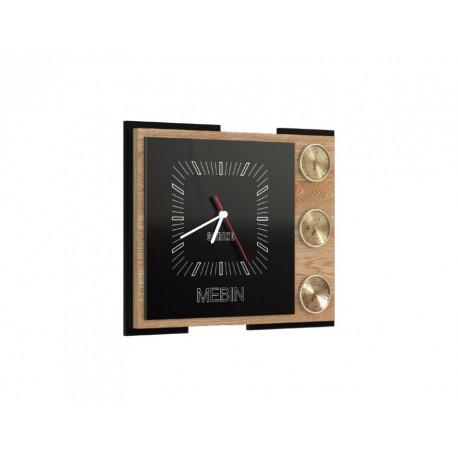 Corino weather station with clock