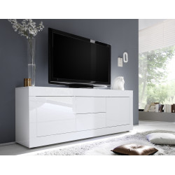 Dolcevita III white gloss TV Stand