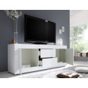 Dolcevita III white gloss TV Stand