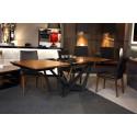 Ragno - bespoke extending dining table