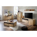 Campio 180cm assembled solid wood sideboard