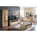 Campio 165cm assembled solid wood sideboard