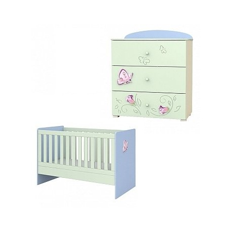 BAGGI - nursery starter set