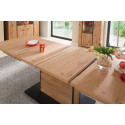 Campio extendable dining table