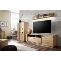 Campio III solid wood wall composition