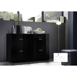 Izzy sideboard black