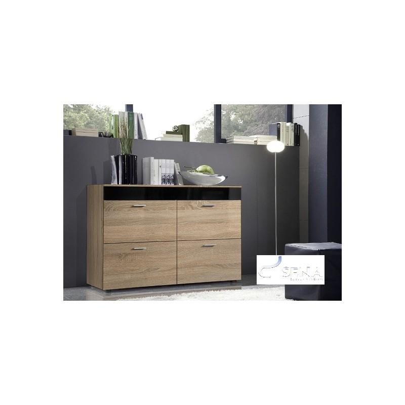 izzy sideboard santana sideboards sena home furniture