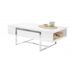 Hampton high gloss coffee table