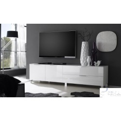 Solo I - high gloss tv unit