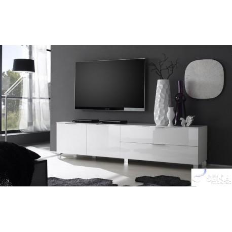 Solo I - high gloss tv unit