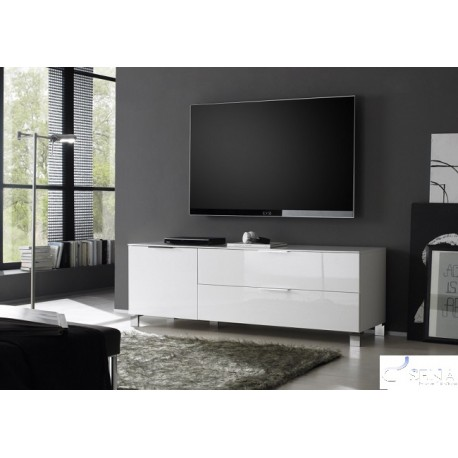 Solo III - high gloss tv unit