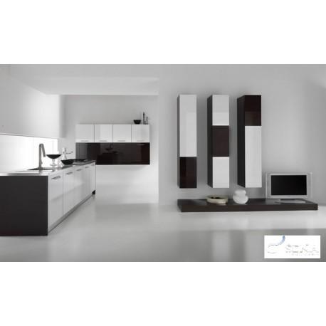Meli - lacquer wall set